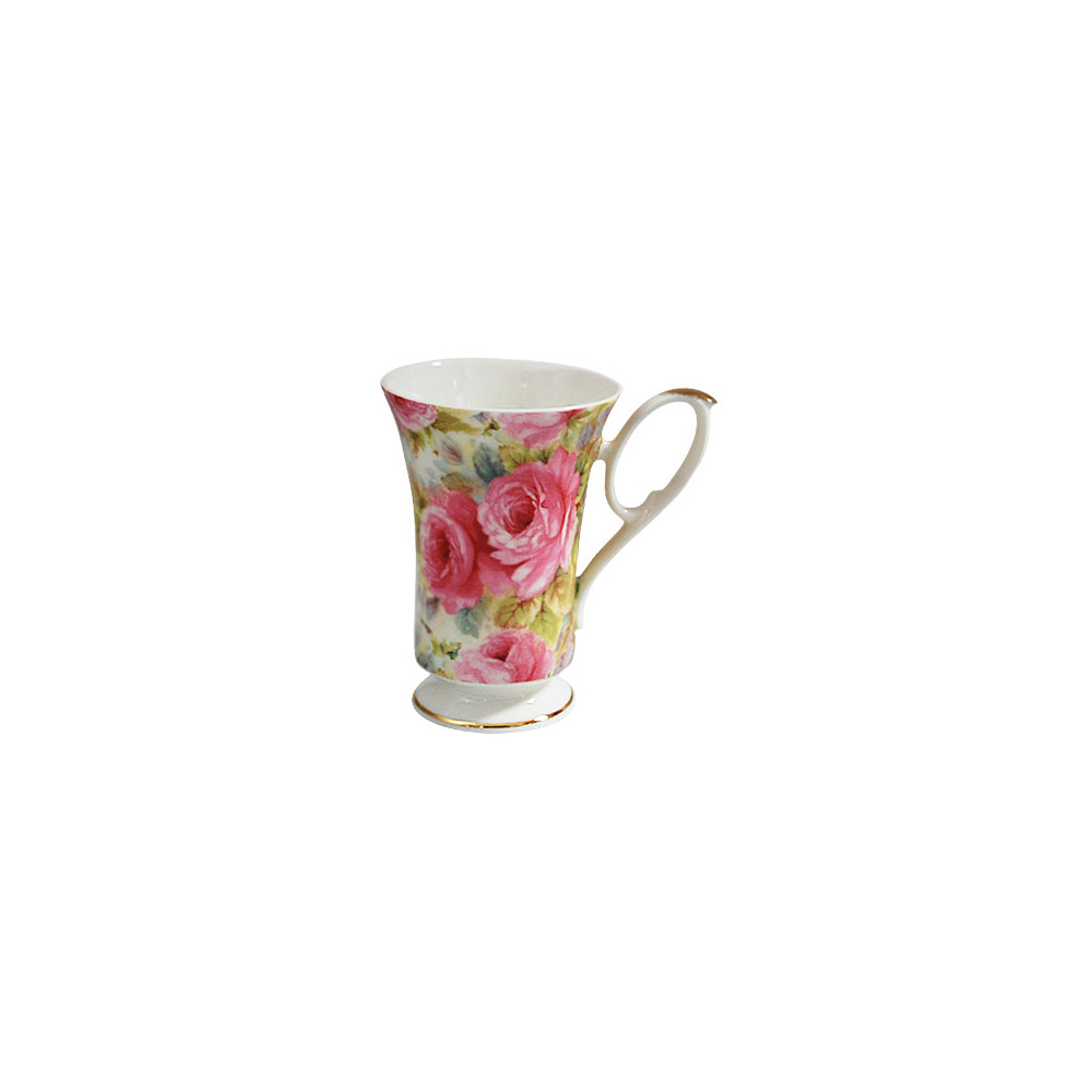 Lady Diana Chintz - Fine Bone China Mug