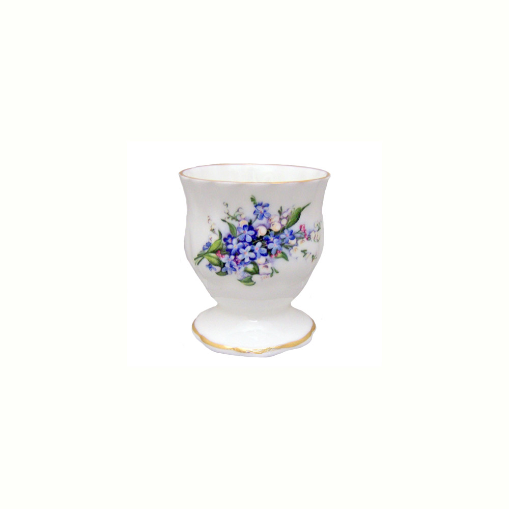Egg Cup - Forget-Me-Not