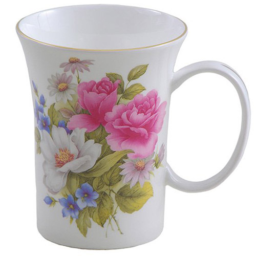 Grace's Rose - Gracie Bone China Mug