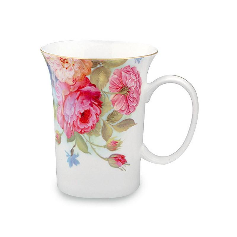Sandra S Rose Gracie Bone China Mug