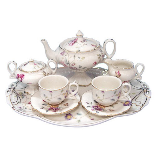 Kids Tea Party Set Sasha S Secret Garden