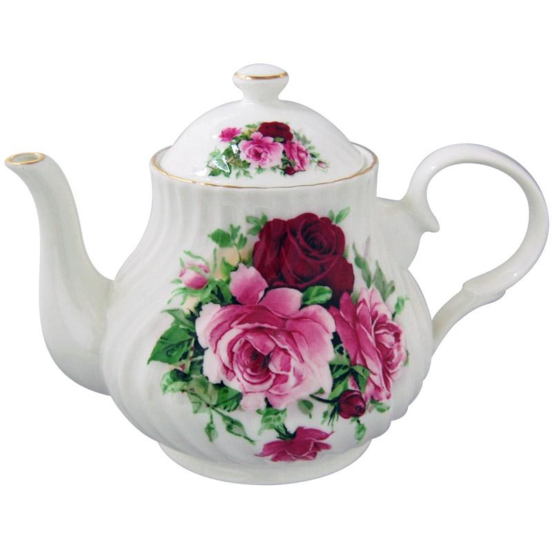 Summertime Teapot 4 Cup