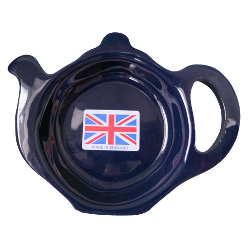 Blue Color Brown Betty Tea Bag Tidy
