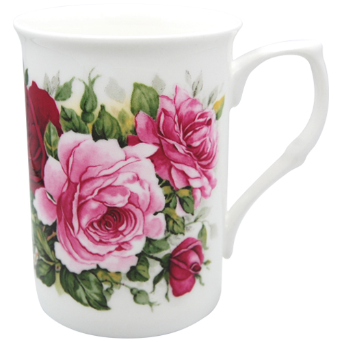 Summertime Rose Mug