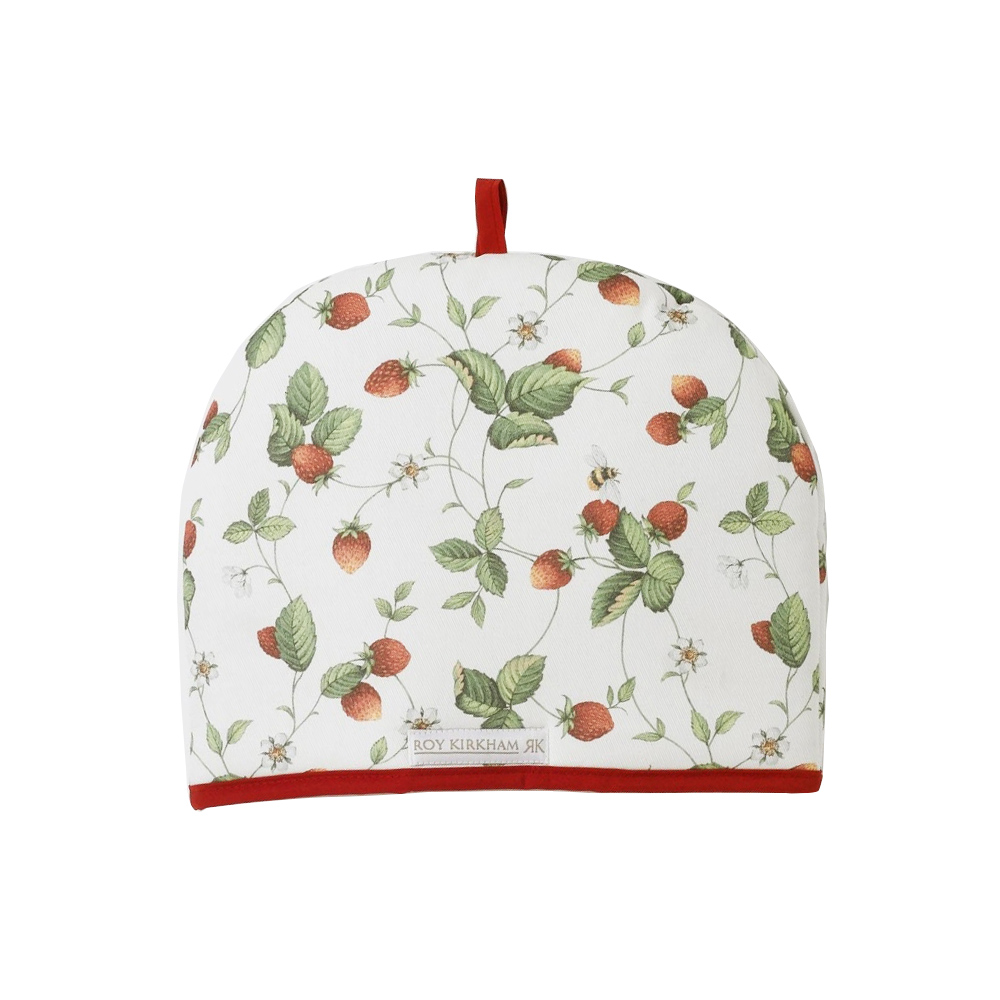 Alpine Strawberry Tea Cozy