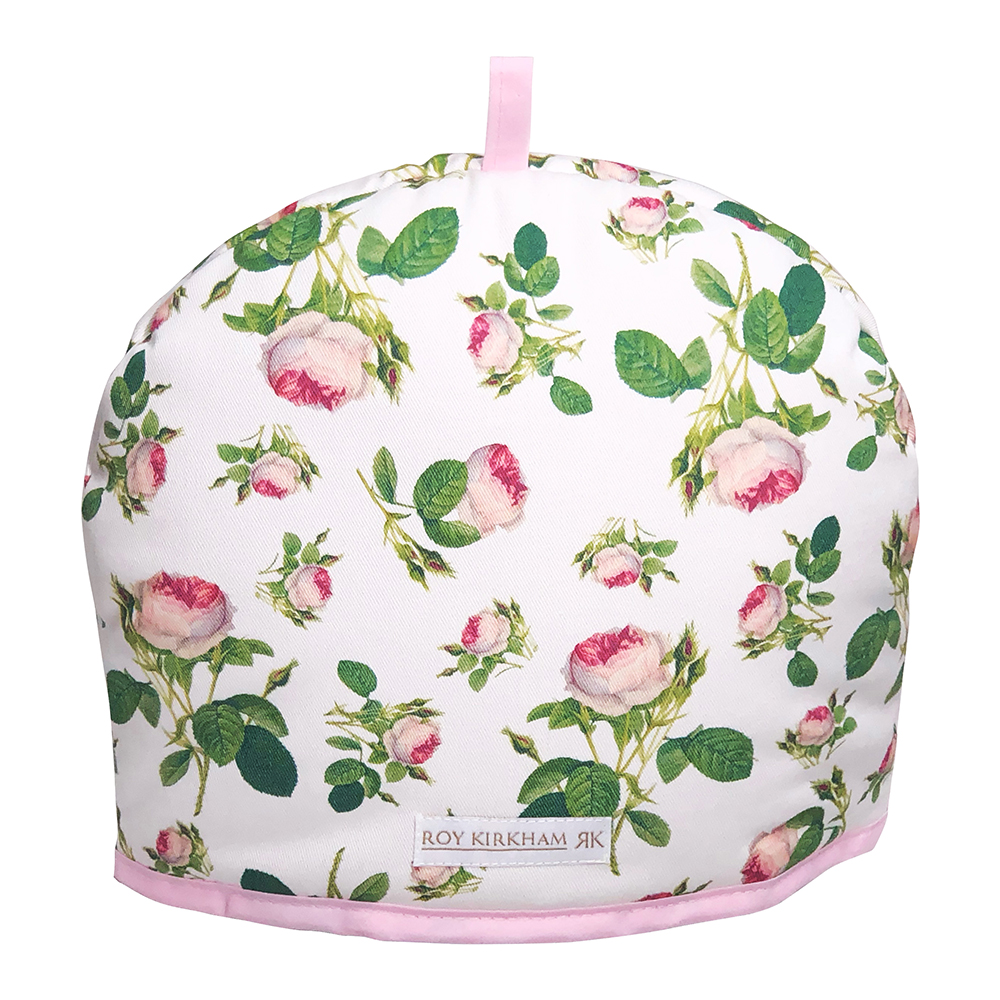 Redoute Rose Tea Cozy