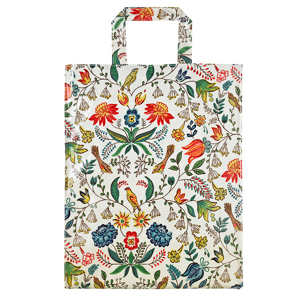 Arts and crafts pvc tote bag 20 x30 for Arts and crafts tote bags