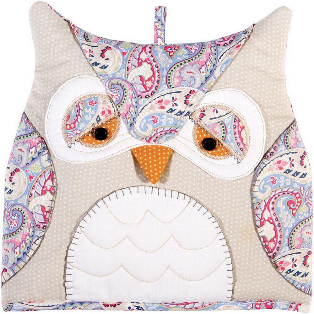 Owl - Shaped Teapot Cozy
