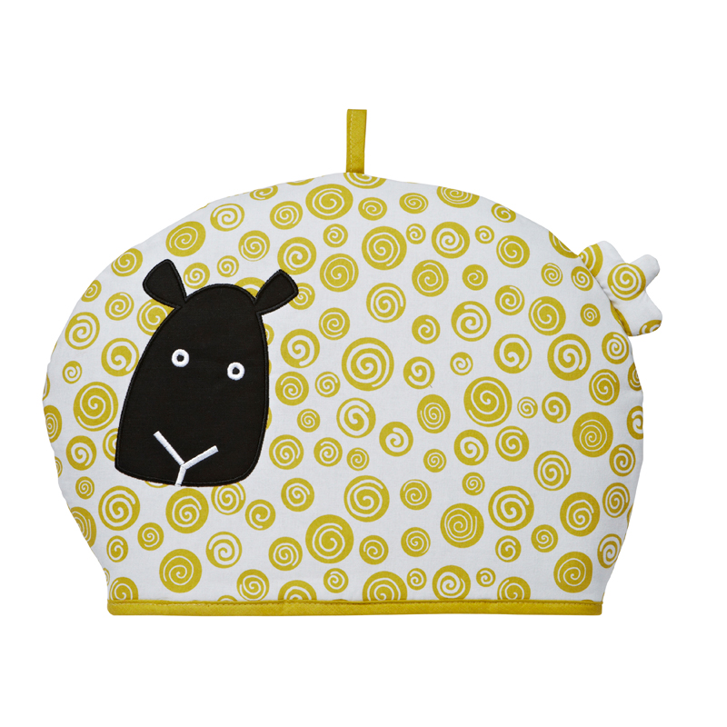 Sheep - Shaped Teapot Cozy