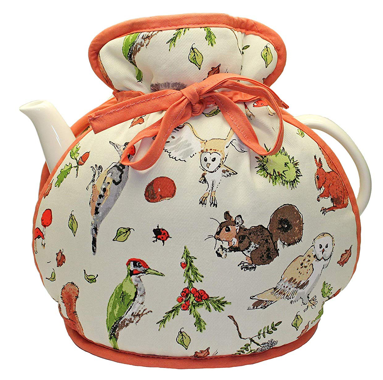 Woodland - Muff Tea Cozy