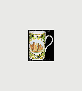 Hampton Court Cedar Bone China Mug