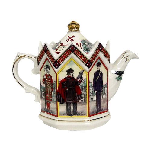 Sadler Teapot Tower Heritage 2 Cup