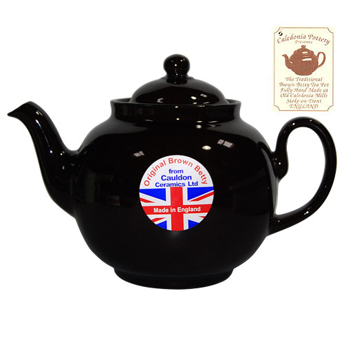 Brown Betty Teapot, 6 Cups