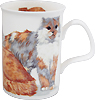 Cats Galore, Animal Bone China Mug