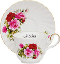 Tea Cup and Saucer, Mother