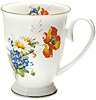 Vanity Motifs, Bone China Mug