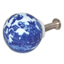Blue Willow Ware - Ball Shaped 1.3D Door Knob