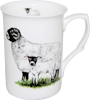 Mother and Child Sheep Mug