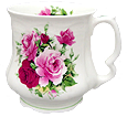 Summertime Rose - Tankard Mug