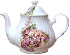 English Cottage Bone China Teapot - 2 Cup