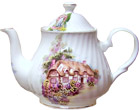 English Cottage Bone China Teapot - 4 Cup
