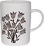 Tulip Bouquet Bone China Mug