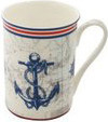 Nautical Mug - Anchors Away