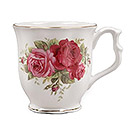 Old Country Rose Tankard