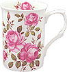 Tea Rose Bone China Mug