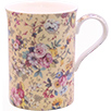 Old Garden Variety, Cream Color Chintz Mug