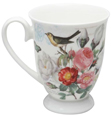 Liz Garden Footed Mug