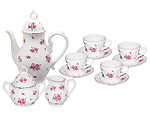 Pink Rose Tea Set - Young Ladies