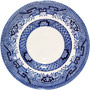 Churchill, Blue Willow Ware - Saucer Only