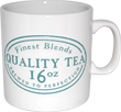 James Sadler Quality Tea Mug, 16 oz.