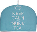 Keep Calm and Drink Tea - Tea Cozy