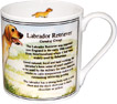 Labrador Coffee Mug - Fine Bone China