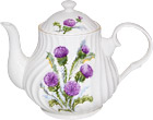 Thistle Teapot, 4-Cup