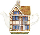 Shakespeare's Cottage Teapot