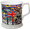 Canaby Street - Bone China Tankard