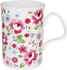 English Bouquet Bone China Mug