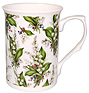 Lily of the Valley Chintz Bone China Mug