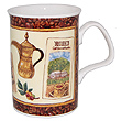 Fancy Coffee Bone China Mug - Yauco Selecto