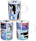 Sea Life Mug Set of 3