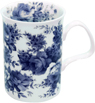 English Chintz mug in Blue