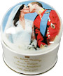 Royal Wedding Trinket Box,  The Kiss