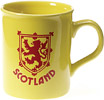 Scottish Lion - Souvenir Mug