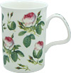 Chintz Redoute Rose Tea Mug