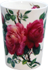 English Rose Tumbler-Burgundy(Mug Without Handle)