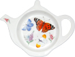 Large Tea Bag Tidy, Butterfly Garden