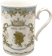 Queen Elizabeth 60 Year Coronation Mug